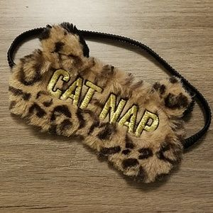 Accessories - Cat Nap Sleep Eye Mask NWOT